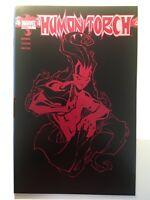 Human Torch Comic 7 First Print  Kesel Skottie Young VF Beautiful!!