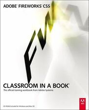 NEW - Adobe Fireworks CS5 Classroom in a Book by Adobe Creative Team