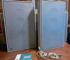 HECO Professional P1000 2 Lautsprecher Baujahr 1970 Made in Germany