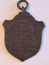 1921 HUDSON-FULTON COLUMBIA UNIVERSITY ASSOC. OF ALUMNI  MEDAL/BADGE  - TUB RRR