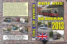 2703. Oldham. UK. Buses. Oct 2013. Another visit which produced the First herita