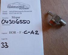 Chrysler Voyager P-Body Adapter Unterdruck Ventil Bremskraftverstärker 04306550