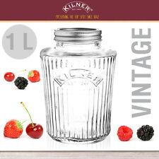 Kilner - Préserver Pot Vintage 1 Liter - 2er Set