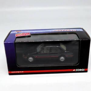 1:43 Corgi LLEDO Vanguards Ford Sierra Sapphire GLS VA09901 Collection Car Black