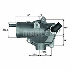 Thermostat intégrale-MAHLE TI 27 92-qualité MAHLE-véritable uk stock
