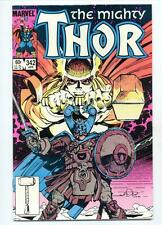 Thor #342    Walt Simonson Cover