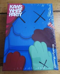 KAWS What Party Urge Box of Postcards x 10 Prints unsigned NEW SEALED UK
