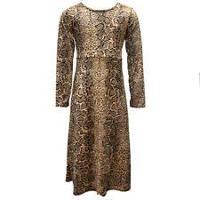 Robes beige pour fille de 5 à 6 ans