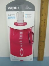 Oakley Sunglass Surf Snow Skate Vapur H2O Hydration Bottle Pink New In Package