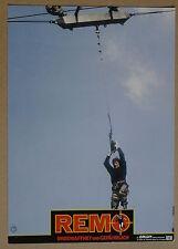 Q193/2 - Aushangfoto - FRED WARD - Remo Williams: The Adventure Begins #2
