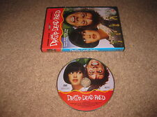 DROP DEAD FRED (1991) 90s Comedy Movie Oop DVD Phoebe Cates Rik Mayall