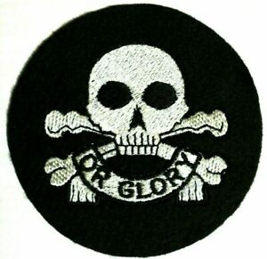 17TH 21ST LANCERS , DEATH OR GLORY, MOTORCYCLE PATCH