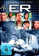 3 DVD Box - ER - Emergency Room Staffel 7 - NEU OVP