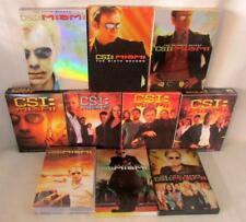 CSI: Miami: Seasons 1 2 3 4 5 6 7 8 9 10 (DVD 10 Box Sets) ~148