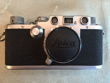 Leica III-f classic Rangefinder 35mm Film Camera COLLECTOR's ITEM