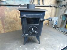 Small spaces wood burner stove 2.5kw ideal shepherd hut yurt campervan bell tent