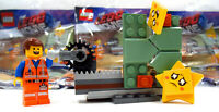 Lego Movie 2 Star Stuck Emmet Exclusive Set #30620 w/ Minifigure New in Polybag