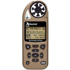 Kestrel 5700 Elite Meter w Applied Ballistics & Bluetooth LiNK - Desert Tan