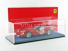 LOOKSMART 1/18 FERRARI 250 GT Breadvan - Le Mans 1962 LS18LM01