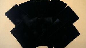 Vinyl Record Cleaning 2 x Impregnated Anti Static Velvet Pads