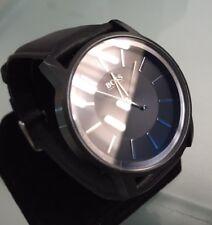 Men's Genuine Hugo Boss Classic Designer Watch Black 1512742 Steel Leather