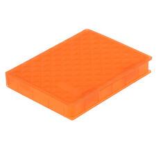 2.5 in (environ 6.35 cm) pour disque dur IDE SATA Full Case Protecteur Boîte de rangement en plastique 2#