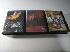 Lot The King Of Fighters 95 96 97 Complet SNK Neo Geo AES