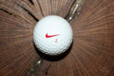 LIMITED EDITION 20XI X NIKE RED SWOOSH GOLF BALL BRITISH OPEN JUNE 2012