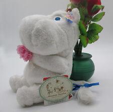 Moomin Hoahoa Garden Plush toy doll sekiguchi with tag Gift