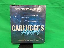 Carlucci's Heart (Carlucci series, Book 3) Audio CD – by Richard Paul Russo