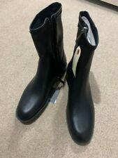 Zara Black Womens Boots Size 9