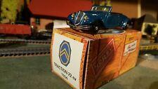 voiture miniature CITROEN TRACTION 22CV 1934 au 1 /43
