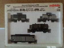 marklin ho 4789 wagon des anées 1930