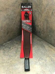 Allen BakTrak Leather Sling 8391 - Full Grain Leather Padded Swivels Included