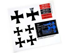 REPLACEMENT STICKERS for Lego 10024 THE RED BARRON FOKKER , MODELS ,DISPLAYS,ETC