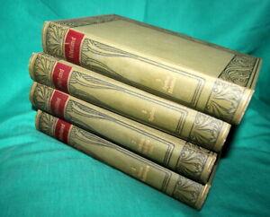 Wielands Werke,4 Bänden,Hrsg. Gotthold Klee,Meyers Klassiker Ausgaben,1900