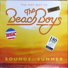 "The Beach Boys "" The Very Best Of: Sounds Of Summer "" 2 Vinyl LP Set   LOOK READ"