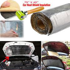 Sound Deadener Soundproof Mat Automotive Insulation Heat Proofing 79