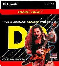 DR Dimebag Hi-Voltage Guitar Strings 10-46