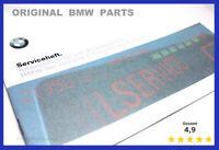 Original BMW Serviceheft + Aufkleber 3er  E36  Compact
