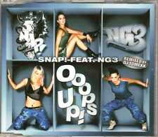 Snap! feat. NG3 - Ooops Up! - CDM - 2003 - Eurohouse 3TR