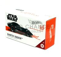 New 2019 Hot Wheels ID Star Wars Darth Vader 1:64 Diecast Limited Run