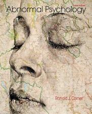Abnormal Psychology Ninth Edition by Ronald J eBook/pdf 9781464171703