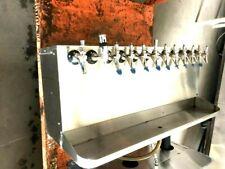 Micro Matic -U-12 Biergarten Polished Stainless Steel Kool-Rite Glycol Cooled 12