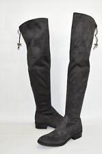 2b4e7b5f0 Sam Edelman Paloma Over the Knee Boot Gray Suede Size 9.5