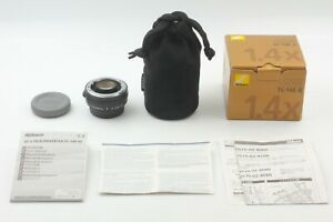 【Top Mint+++】Nikon Nikkor AF-S 35mm Teleconverter TC-14E III Lens from Japan #87