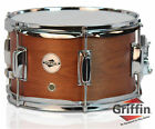 Snare Drum Firecracker by Griffin - Popcorn 10x6 Poplar Wood Shell Percussion