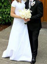 wedding dress size US4 / UK6