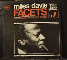 MILES DAVIS FACETS CBSAimez-Vous Le Jazz / Do You Like Jazz ? – 1 HOLLAND LP NM