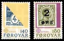 Faroe Islands 1979 Europa, Postal History Stamps, MNH / UNM